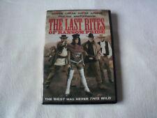 The Last Rites of Ransom Pride (DVD, 2017, Brand New)