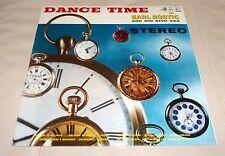 Earl Bostic Dance Time Sealed LP