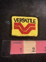 Vintage VERSATTLE Advertising Patch 92P7
