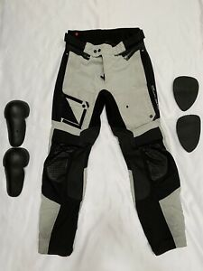 Rev'it Defender GTX Pants Trousers Size Medium Short