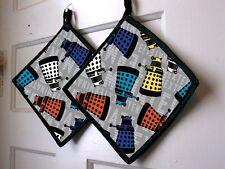 Dalek Pot Holder Cook Baker Gift Dr Who