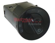 Schalter, Hauptlicht für Beleuchtung METZGER 0916054