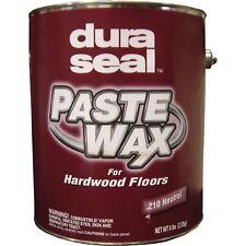 DURA SEAL Neutral 6 lbs Paste Wax