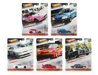 Hot Wheels 2020 Car Culture Modern Classics Set of 5 1/64 Diecast Car FPY86-956S
