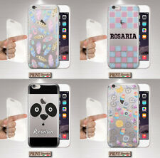 Cover For , IPHONE, Clear, Silicone, Soft, Name, Colours, Soft, Case, Rubber