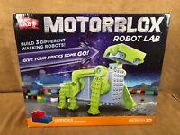 New Smart Lab Toys Motorblox Robot Dinosaur building blocks Model 98815DE9 brick