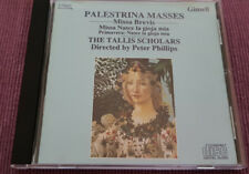 Tallis Scholars / Peter Phillips - Palestrina - Missa Brevis / Nasce La Gioja