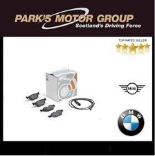 Genuine MINI Front Brake Pads With Sensor R55 R56 R57 34112289143