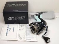 SHIMANO 17 TWINPOWER XD C3000HG   - Free Shipping from Japan