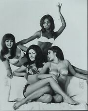 Ladies from Beyond the Valley of the Dolls 8x10 black & white photo