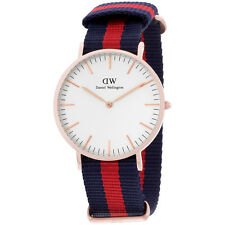 Daniel Wellington Classic Oxford White Dial Two Tone Ladies Watch 0501DW