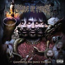 Godspeed on the Devil's Thunder [PA] by Cradle of Filth (Vinyl, Oct-2008, 2 Discs, Roadrunner Records)