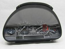 BMW 7 series E38 91-04 V8 LWB speedo instrument cluster speedometer