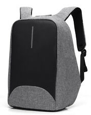 """15.6"""" Bobby Anti Theft Anti Cut Casual USB Port Travel Working Unisex Backpack"""