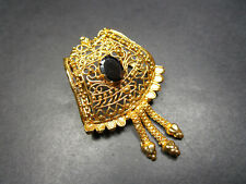 P222 Ethnic Gold plated DIY pendant Party Bridal Wedding Jewelry NEPAL