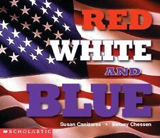 Red, White, and Blue (Social Studies Emergent Read