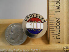 Chrysler 300 Red White Blue Chrome Enamel Collectable Lapel Hat Vest Pin TieTack