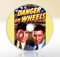 Danger On Wheels (1940) DVD Classic Action Film Movie Richard Arlen Andy Devine
