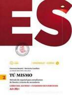 Tù Mismo volume 2, LOESCHER scuola Spagnolo Corso + CD cod:9788858304815