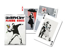 Piatnik - COLLECTABLE PLAYING CARDS - Banksy Street Art