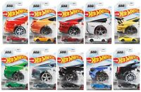 Hot Wheels 1:64 Diecast Walmart Exclusive Factory 500 HP Complete Set of 10 Cars