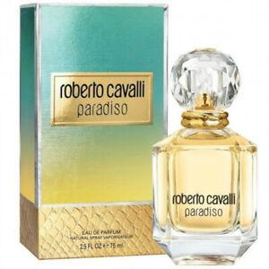 Roberto Cavalli Paradiso Eau De Parfum Natural Spray 75 ml EDP Profumo Donna