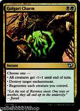 GOLGARI CHARM Commander 2015 Magic MTG cards (GH)