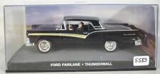 James Bond 007 Collection 1/43 Ford Fairlane - Thunderball #5589