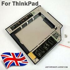 2nd SATA Hard Drive Bay Caddy Lenovo T400S T420S T500 T510 W500 Thinkpad A4