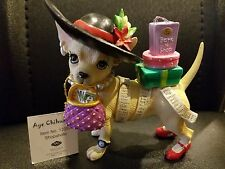 Aye, Chihuahua Resin Dog Resin Figurine - Shopaholic