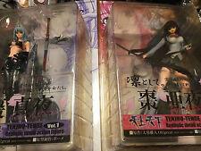 Avex Mode x Kaiyodo - Tenjho Tenge - Aya and Maya Natsume figures - Bome