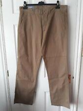 Brand New, Mens, Primark Chino Regular Fit Trousers in Tan. Waist 36 Leg 32