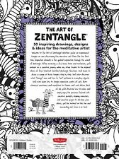 The Art of Zentangle: 50 inspiring drawings, designs & ideas for the meditative