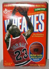 Michael Jordan Wheaties Box 1995 W/ Basketball Offer Excellent Condition