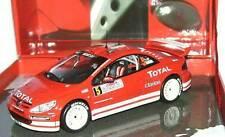 Peugeot 307 rallye Monte Carlo WRC 2004 (473790) 1/43 Norev