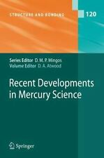 Recent Developments in Mercury Science (Structure and Bonding)