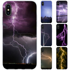 Dessana Flashes TPU Silicone Protective Cover Phone Case Cover For Apple