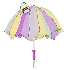 Zauberhaft verspielter 3D Regenschirm f. Kinder / Kidorable - Lotus / Mehrfarbig