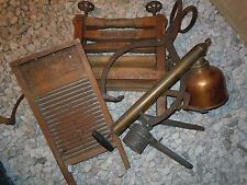 Antique Collection/Lot of Various Household Collectible Items