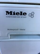 Miele Front Loader Washing Machine WT2670 For Parts Only