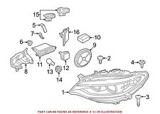 For BMW Genuine High Intensity Discharge Headlight Control Module Front 63117363
