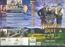 Return To Lonesome Dove Part Three Video Promo Sample Sleeve/Cover #11511