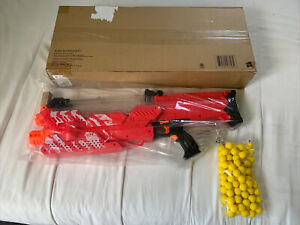Nerf Rival Nemesis MXVII-10K, Red (Frustration-Free Packaging)