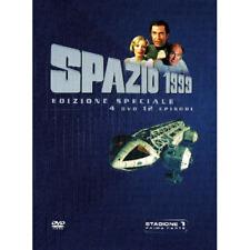 Spazio 1999 - Stagione 1 Vol. 1 (4 Dvd) Cult Media