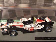 2006 F1   J Button  HONDA RA106 1:43 Scale