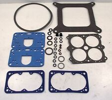 Holley 650 700 750 street hp double pump mechanical secondary carby gasket set