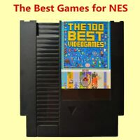 Super Games 143 in 1 Nintendo NES Cartridge Multicart 100 Best - v1.02 143 in 1