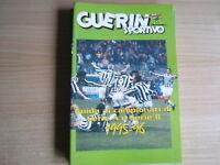 GUERIN SPORTIVO=INSERTO POCKET GUIDA AI CAMPIONATI DI SERIE A E B 1995/96