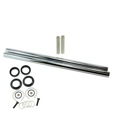 """Extended Fork Tubes +6"""" 39mm Sportster/ Dyna Narrow Glide Chopper Bobber Forks"""