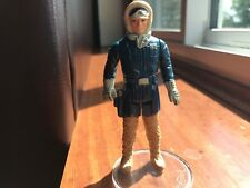 Han Solo Hoth Outfit Moulded Legs Variant Vintage Kenner Star Wars Very Rare!
